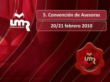 Previsión 2010 - La Maleta Roja