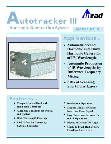 Autotracker III