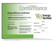 Lamber NEW ENERGY STAR QUALIFIED DISHMACHINES