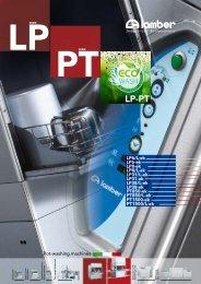 Pot-washing machines - Lamber