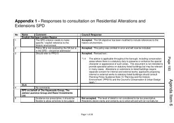 Residential Alterations and Extensions SPD - Lambeth Council
