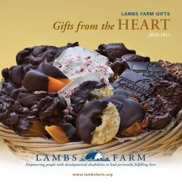 Gifts from the - Lambs Farm