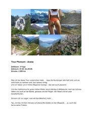Tour Piemont - Aosta - Lammis-Moto-Site