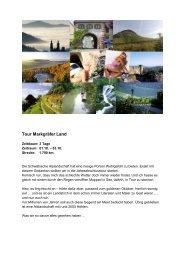 Tour Markgräfer Land - Lammis-Moto-Site
