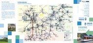 Liniennetzplan Stadt Darmstadt - Dadina