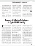 Equipment and its Application Equipment and its Application - Page 6