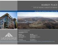 MARKET PLACE - Land Advisors Organization