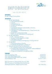 AoeL Infobrief Mai 2013
