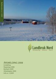 Medlemsskriv 1/2009 Årsmelding