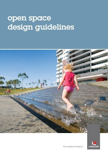 Open Space Design Guidelines V14BU.indd - Landcom
