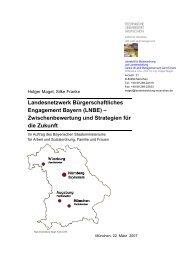 Tischvorlage - Lehrstuhl für Bodenordnung und Landentwicklung