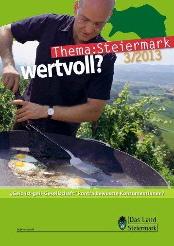 """""""wertvoll?"""" als pdf - Landentwicklung - Steiermark"""