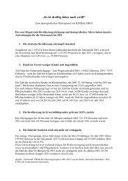 Download der Beilage zum Protokoll - Landentwicklung - Steiermark
