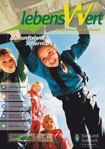 Zukunftsland Steiermark - Landentwicklung - Steiermark