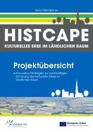 HISTCAPE Broschuere A5 deutsch - Landentwicklung - Steiermark