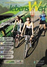 Steirische Reise - Landentwicklung - Steiermark