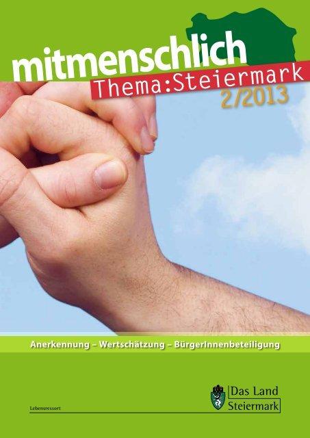 """Aktuelle Ausgabe """"mitmenschlich"""" als pdf - Landentwicklung ..."""