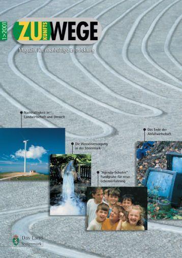 Nachhaltigkeit in Landwirtschaft und Umwelt Die Wasserversorgung ...
