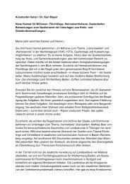 Neue Heimat für Millionen - Landesarchiv Baden Württemberg