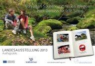 PDF-Download: Ausflugsziele - Landesausstellung