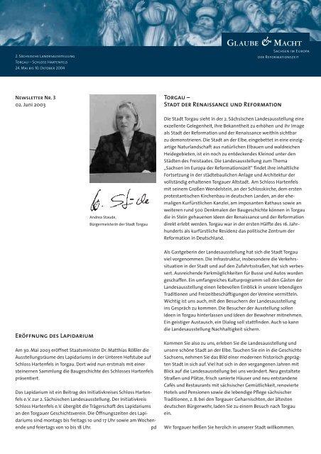 Ausgabe Nr. 3 zum Download als .pdf - 2. Sächsische ...