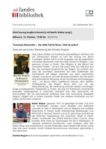 Link zur Presseaussendung (PDF-Datei, 151 KB)