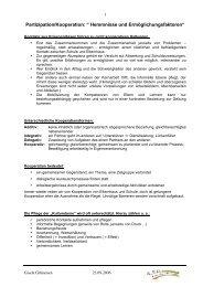 Partizipation/Kooperation - Landeselternrat Sachsen