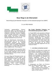 Tagungsbericht (Wild) - Landeselternrat Sachsen