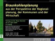 (Vortrag 1) [Download,*.pdf, 2 - Landesentwicklung - Freistaat ...