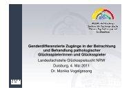 Genderdifferenzierte Zugänge in der Beratung und Betrachtung_Dr ...