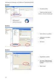 Anleitung zur Sicherung von E-Mails mit Thunderbird - Ev.-Luth ...