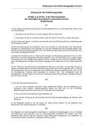4.0.0.2.2 Ordnung für die Schlichtungsstelle - Ev.-Luth ...