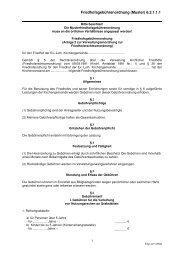 6.2.1.1.1 Friedhofsgebührenordnung (Muster) - Ev.-Luth ...
