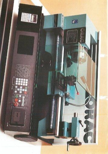 Orac brochures and illustrated parts list - Denford CAD CAM CNC ...