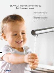 Blanco Spain Catalogue 2012 - Delola cocinas