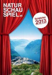 Spielplan 2013 - Oberösterreichisches Landesmuseum