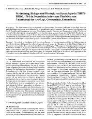 Verbreitung, Biologie und Ökologie von Dyscia fagaria (THUN ...