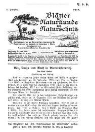 Bär, Luchs und Wolf in Niederösterreich.