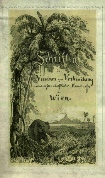 ©Ver. zur Verbr.naturwiss. Kenntnisse, download unter www ...