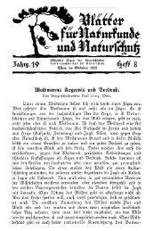 Weidmanns Ärgernis und Verdruß.