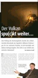 Steirisches Vulkanland - beim Landesrechnungshof Steiermark