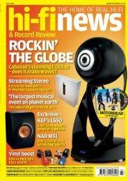 Hi-Fi News & Record Review - July 2012 - BM