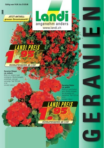 LANDI PREIS LANDI PREIS DI PREIS - LANDI Jungfrau AG