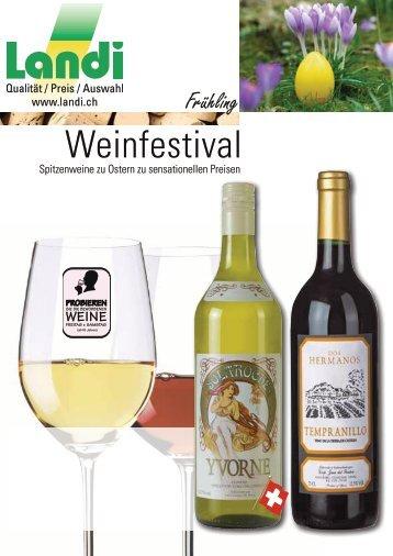 Weinfestival - Landi