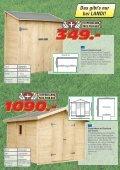 Holz- und Gewächshäuser, Gartenholz - Landi - Seite 4