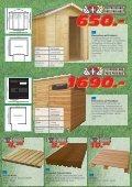 Holz- und Gewächshäuser, Gartenholz - Landi - Seite 5