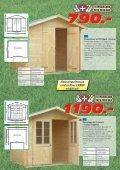 Holz- und Gewächshäuser, Gartenholz - Landi - Seite 6