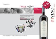 newsletter - Divino