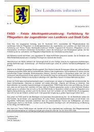 LK Celle - Landkreis Celle