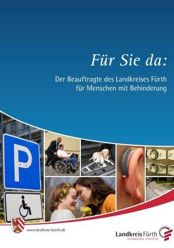Für Sie da: - Landkreis Fürth